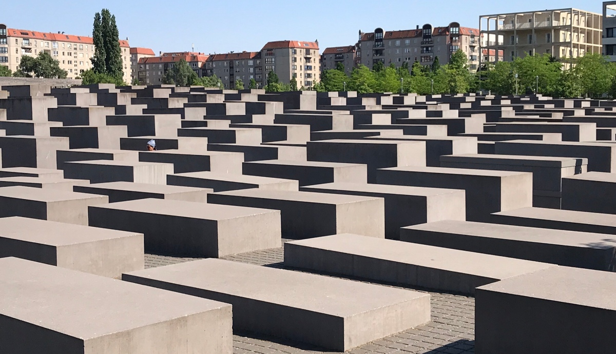 Visiting Berlin's tragic past