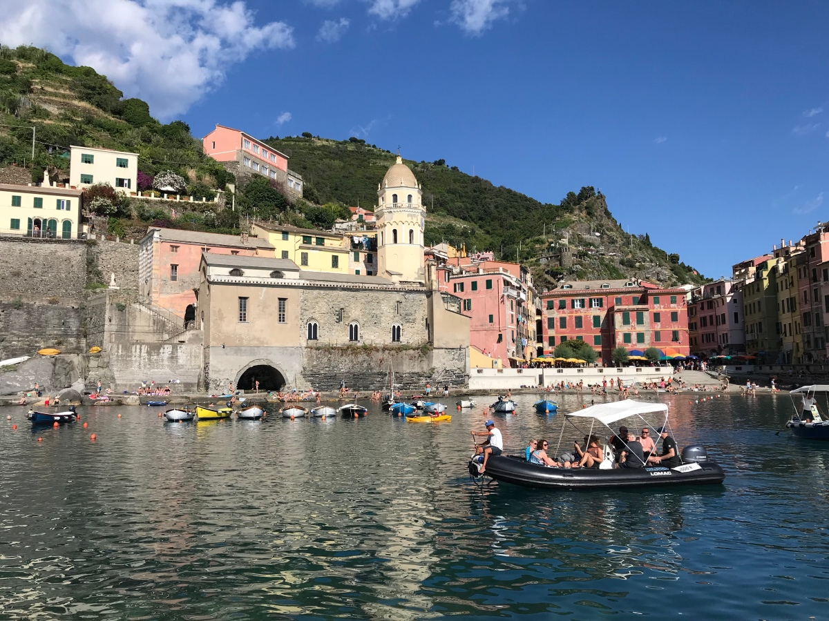 Cinque Terre Day 3 Corniglia to Vernazza walk