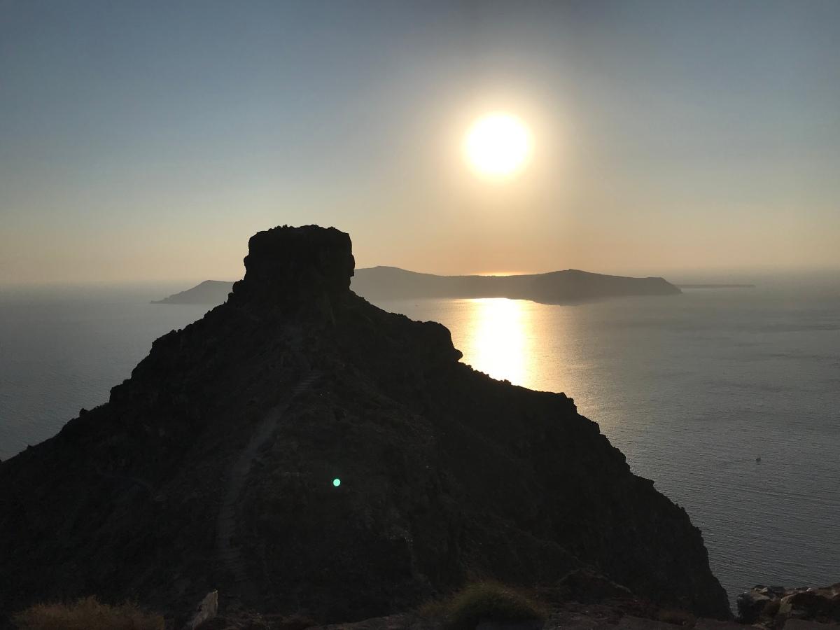 Skaros, La Roka - Santorini